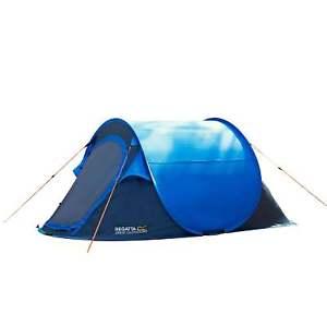 【送料無料】キャンプ用品 レガッタマラウィポップフェスティバルテントregatta malawi 2 man pop up festival tent