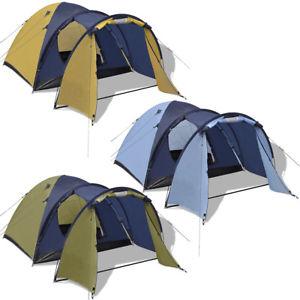 【送料無料】キャンプ用品 テントサンシェルターキャンプハイキングキャンプマルチvidaxl 4person tent sun shelter camping hiking camp waterproof multi colours