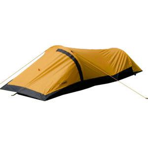 【送料無料】キャンプ用品 snugpakソロ1テントbiviオレンジsnugpak journey solo one person tentbivi sunburst orange with mosquito net