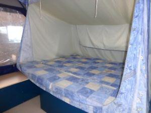 【送料無料】キャンプ用品 racletジャスミンsantaleinners racletsトレーラーテントraclet jasmin santale bedroom inners may fit other raclets or trailer tents
