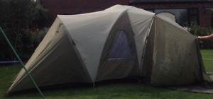 【送料無料】キャンプ用品 colemanイトヒバ8テントcoleman 'big cypress' 8 man tent