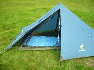 【送料無料】キャンプ用品 バックパッキングテント3シーズンpyramidテント11kg 1テント