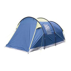 【送料無料】キャンプ用品 キャンプテントtrespass caterthun 4 person man waterproof tent perfect for camping festival