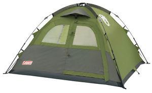 【送料無料】キャンプ用品 ピッチドームハイキングcoleman3テントcoleman instant 3 man tent camping pitch dome easy hiking festival fishing