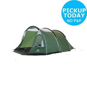 【送料無料】キャンプ用品 6マン2トンネルテントtrespass 6 man 2 room tunnel tent