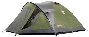 【送料無料】キャンプ用品 4ドームテントlistingcolemanダーウィン  listingcoleman darwin plus 4 man dome tent greengrey