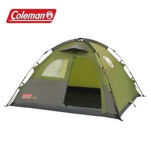 【送料無料】キャンプ用品 コールマンドーム3テント ハイキング2018モデル3coleman instant dome 3 tent 2018 model 3 man camping hiking festival fishing