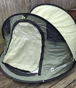【送料無料】キャンプ用品 テントポップoutwell pop up tent