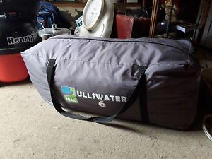 【送料無料】キャンプ用品 キャンプテントullswater 6 camping tent