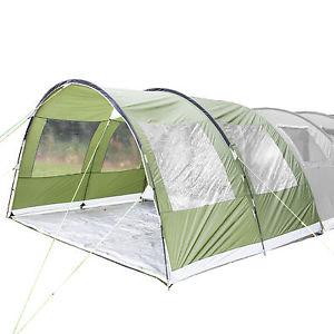 【送料無料】キャンプ用品 skandikaゴトランド6テント5000mカラムグリーンskandika gotland 6 front canopy for tent 5000m water column green