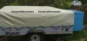 【送料無料】キャンプ用品 racletトレーラーcoverraclet herald trailer cover