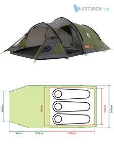 【送料無料】キャンプ用品 コールマンタスマン3デラックステント3トンネルcoleman tasman 3 man three person berth tunnel camping festival deluxe tent