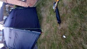 【送料無料】キャンプ用品 kyhamドームテントkyham dome tent