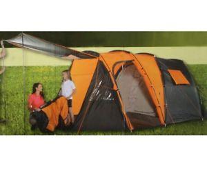 【送料無料】キャンプ用品 テントキャンプtent fun camp 4 person grossraumzelt