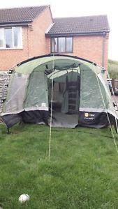 【送料無料】キャンプ用品 ギヤーcorado 4トンネルテントカーペットhi gear corado 4 family tunnel tent footprint carpet canopy green