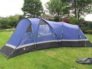 【送料無料】キャンプ用品 サハラテントカーペットフットプリントsahara six 6 tent complete with inner carpet and footprint