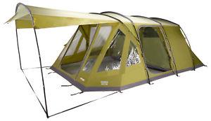【送料無料】キャンプ用品 vangoスカイv 5005テント rdg01bl1vango, skye v 500, 5 man family tent refurbished rdg01bl1