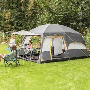 【送料無料】キャンプ用品 グラウンドシートskandika tonsberg 5テントskandika tonsberg 5 person man doublelayer tent with sewnin groundsheet
