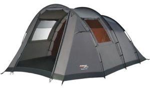 【送料無料】キャンプ用品 テントクラウドグレーvango winslow 400 4 man tent cloud grey