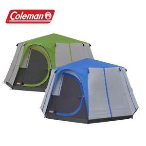 【送料無料】キャンプ用品 テントコールマンコルテス8 2018モデル2coleman cortes octagon 8 person camping tent 2018 model 2 colours available