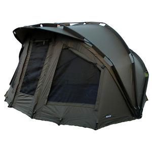 【送料無料】キャンプ用品 revoquer2フードコイテントシステムmk11abode evoque 2 man pramhood carp bivvy system mk11