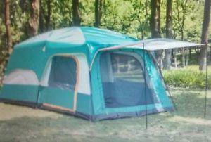 【送料無料】キャンプ用品 テントテント810ファミリーtent large 810 man family camping holiday tent