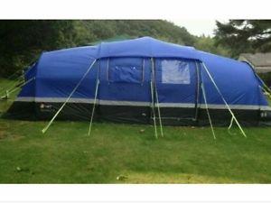 【送料無料】キャンプ用品 ゼノビアテントhigear zenobia 6 person tent, blue