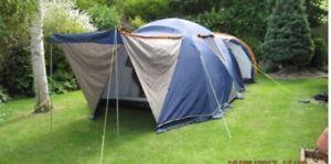 【送料無料】キャンプ用品 テントsunncampミストラルsunncamp mistral large family tent
