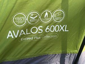 【送料無料】キャンプ用品 vango avalos 600xlテントvango avalos 600xl tent