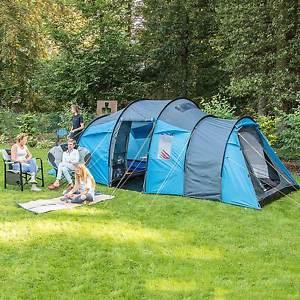 【送料無料】キャンプ用品 3skandika skoppum 6トンネルテントskandika skoppum 6 person man family tunnel tent with 3 entrances