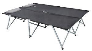超美品の 【送料無料】キャンプ用品 free ベッド2018モデルベッドポサダoutwell posadas camping bed up double free delivery camping fold up bed 2018 model, アテツグン:af6245d0 --- business.personalco5.dominiotemporario.com