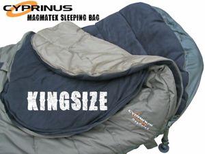 【送料無料】キャンプ用品 cyprinus*** magmatex 5kingsizeコイcyprinus magmatex 5 season kingsize extra large carp fishing sleeping bag