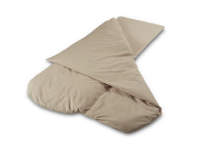 【送料無料】キャンプ用品 duvalay 25cm カプチーノduvalay 25cm foam summer sleeping bag cappuccino