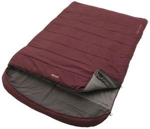 【送料無料】キャンプ用品 23シーズンキャンプダブルコリブリラックスoutwell 23 season rectangular double colibri lux sleeping bag camping