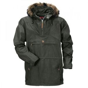【送料無料】キャンプ用品 グレーfjallraven gutulia anorak mountain grey