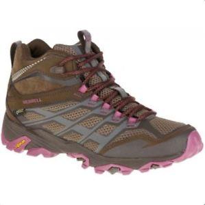 【送料無料】キャンプ用品 モアブミッドゴアテックスウォーキングハイキングブーツレディースwomens moab fst mid goretex ladies walkinghiking boots shoes