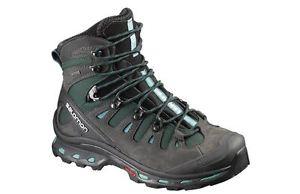 【送料無料】キャンプ用品 ソロモンブラザーズクエストレディースレディースハイキングウォーキングブーツsalomon quest 4d 2 gtx womens ladies waterproof hiking walking boots