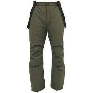 送料無料 キャンプ用品 ロフトハイキングズボンcarinthia hig 30 gloft 感謝価格 レビューを書けば送料当店負担 trousers army insulated salopettes hiking military