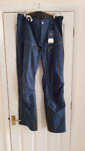 【送料無料】キャンプ用品 エコシェルパンツサイズfjallraven bergtagen ecoshell trousers size 52 uk36