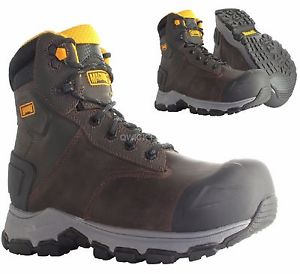 【送料無料】キャンプ用品 メンズマグナムスチールトゥーキャップブーツサイズ mens magnum waterproof tactical steel toe cap safety military boots uk sizes