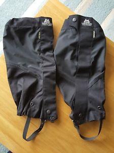 【送料無料】キャンプ用品 ゴアテックスブーツサイズmountain equipment goretex gaiters size m