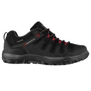 【送料無料】キャンプ用品 メンズフュージョンウォーキングシューズkarrimor mens fusion waterproof walking shoes