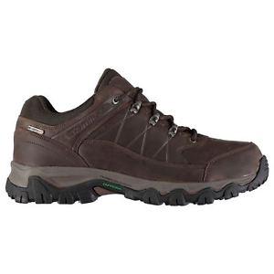 【送料無料】キャンプ用品 デールウォーキングシューズメンズkarrimor dales low walking shoes mens gents water repellent ventilated leather
