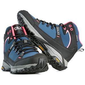 【送料無料】キャンプ用品 トレスパスデラックスハイキングブーツミッドカットtrespass arlington womens dlx lightweight hiking boots mid cut