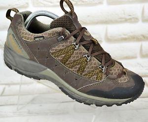 【送料無料】キャンプ用品 スポーツレディースサイズウォーキングmerrell avian light sport gtx womens walking shoes waterproof size 7 uk 405 eu