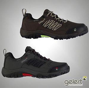 【送料無料】キャンプ用品 メンズブランドホライゾンウォーキングシューズサイズカットmens branded gelert laceup horizon low cut waterproof walking shoes size 713