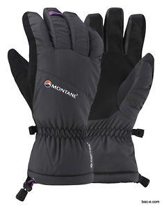 【送料無料】キャンプ用品 montane mountain woman waterproof gloves pertex warm primaloft insulation
