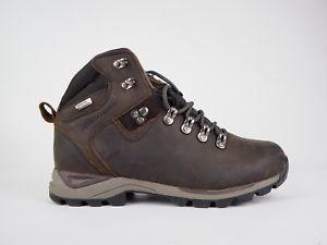 【送料無料】キャンプ用品 メンズスカイウォーキングハイキングブーツmens karrimor ksb skye walking hiking brown leather waterproof boots