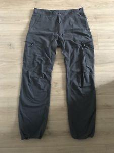 【送料無料】キャンプ用品 パンツhaglofs mid fjell pants large