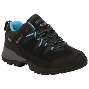 【送料無料】キャンプ用品 レガッタレディウォーキングシューズregatta lady holcombe low walking shoes